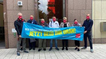 Solidarität der Fachgruppe GKV für öffentlichen Dienst